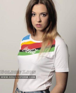 Áo thun quảng cáo kiểu T-shirt ngắn tay