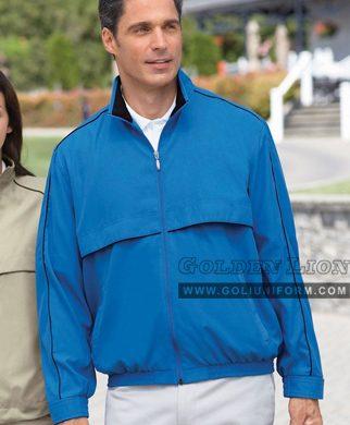Áo khoác 2 lớp, chất liệu vải Micro