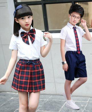 Quần váy học sinh