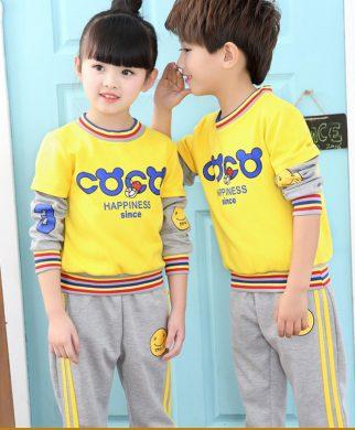 Quần áo thể dục học sinh