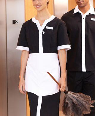 Đồng phục tạp vụ nhà hàng – khách sạn