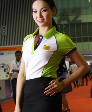 may đồng phục áo thun